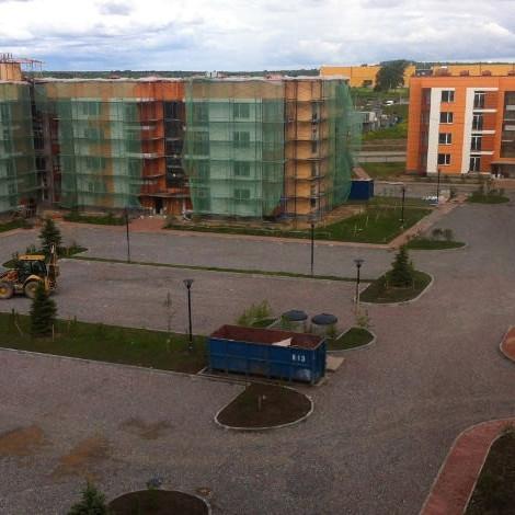 Жилой комплекс Образцовый квартал ход работ июнь 2016