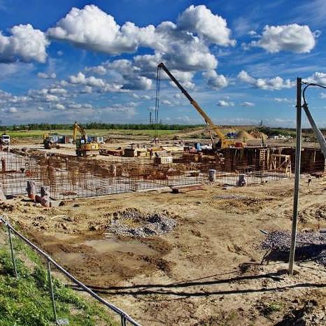 Ход строительства в июне 2015 в ЖК Образцовый квартал
