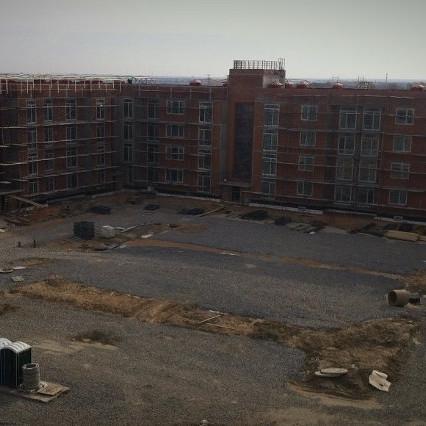 Новостройка Образцовый квартал строительство в марте 2016
